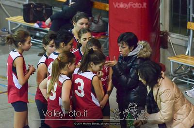 2014.01.14 School Volley Giallo Perugia - Le Kapricciose Foligno | 6ª giornata campionato provinciale Perugia U13F girone D [2013/14] (id: 2014.01.15.MBX_2487)