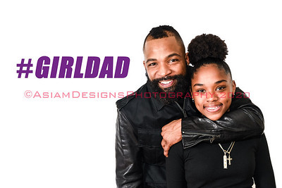 Girl Dad Sessions