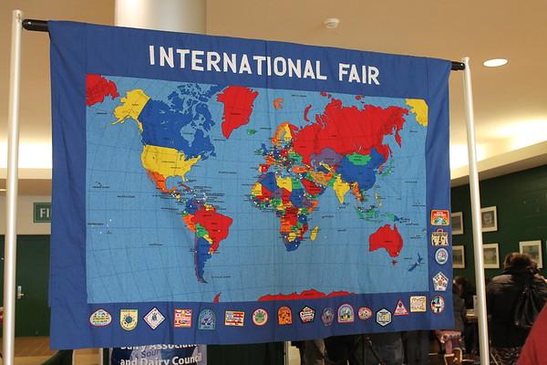 Girl Scout International Fair