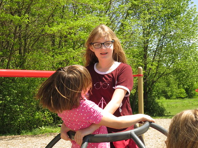 0517 Girl Scout Field Day