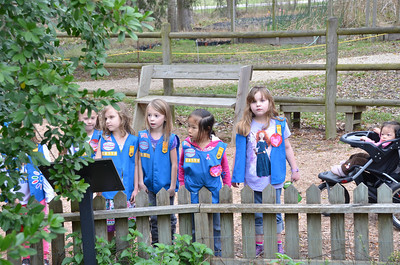 2012-2013 Daisy Girl Scouts - Emily
