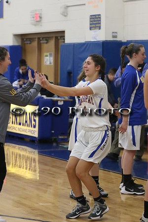 Girls BB-Mahopac vs. Arlington