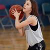 Billings Middle School Girls' Basketball - January 22, 2015