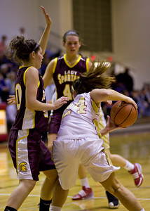 Wyoming Valley West @ Redeemer Varsity Girls_020110_0046