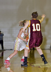 Wyoming Valley West @ Redeemer Varsity Girls_020110_0030