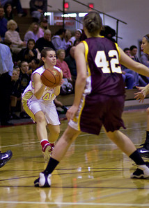 Wyoming Valley West @ Redeemer Varsity Girls_020110_0043