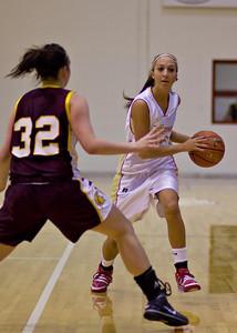 Wyoming Valley West @ Redeemer Varsity Girls_020110_0050