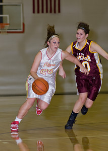 Wyoming Valley West @ Redeemer Varsity Girls_020110_0022