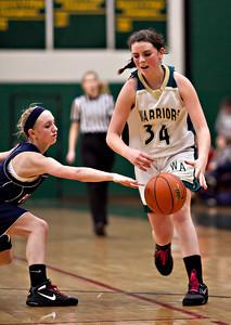 Pittson at Wyoming Area Girls BasketballFebruary 14, 2011-9 copy