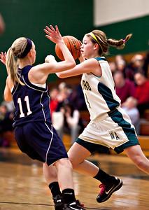 Pittson at Wyoming Area Girls BasketballFebruary 14, 2011-14 copy