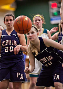 Pittson at Wyoming Area Girls BasketballFebruary 14, 2011-12 copy