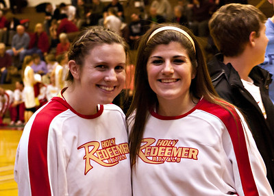 Redeemer girls Basketball senior nightFebruary 14, 2011-1 copy