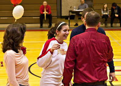 Redeemer girls Basketball senior nightFebruary 14, 2011-8 copy
