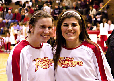 Redeemer girls Basketball senior nightFebruary 14, 2011-3 copy