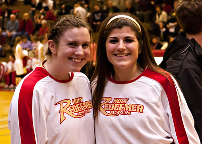 Redeemer girls Basketball senior nightFebruary 14, 2011-2 copy