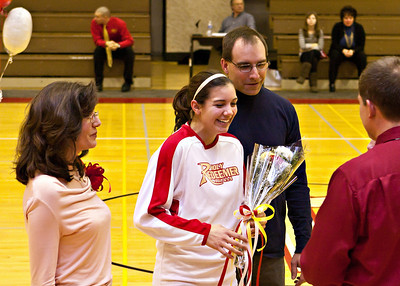 Redeemer girls Basketball senior nightFebruary 14, 2011-7 copy
