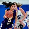 Christian Brothers Academy vs Westhill - Girls Basketball - Jan 6, 2020