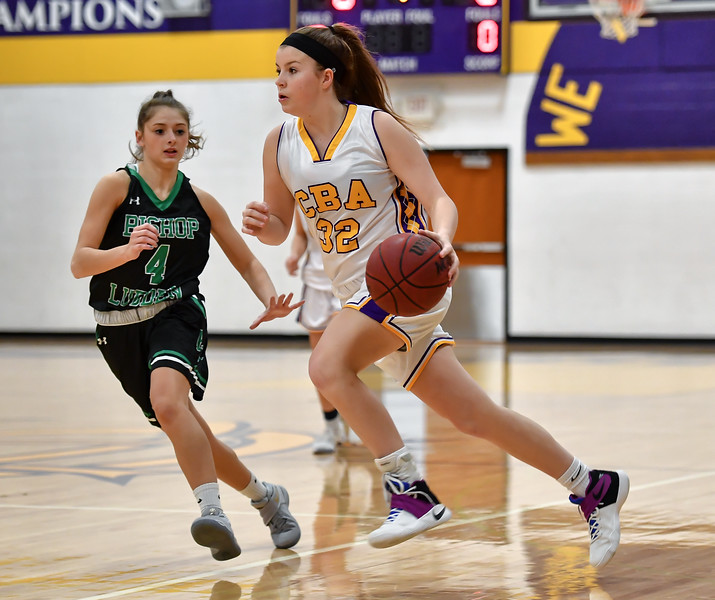 Bishop Ludden at Christian Brothers Academy - Girls Basketball - Dec 1, 2016