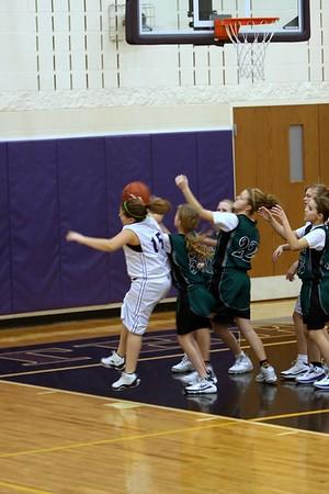 Girls Basketball_Tigers vs Vikings