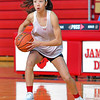 Mercy Monarchs at Jamesville-DeWitt - Girls Basketball Scrimmage - Nov 24, 2017