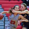 West Genesee at Jamesville DeWitt- Girls Basketball  - Dec 6, 2017