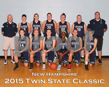 Vermont vs New Hamshire Twin State Classic 2015