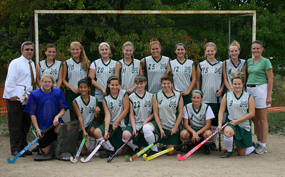 The Seton Keough JV team.