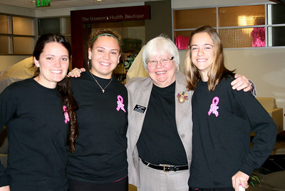 Emily Kelly, Kathleen Sigwart, Ms Karen Hanrahan, and Anna Stumme