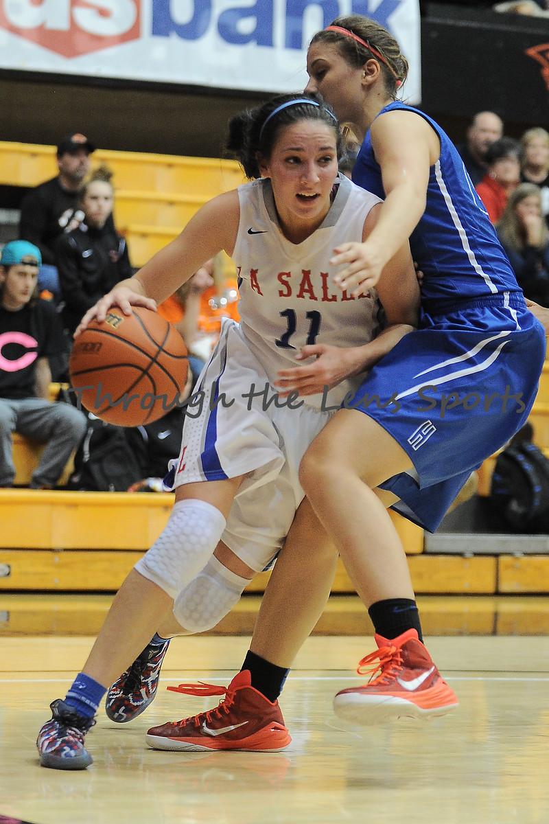 LaSalle vs.. Hillsboro Girls HS Basketball