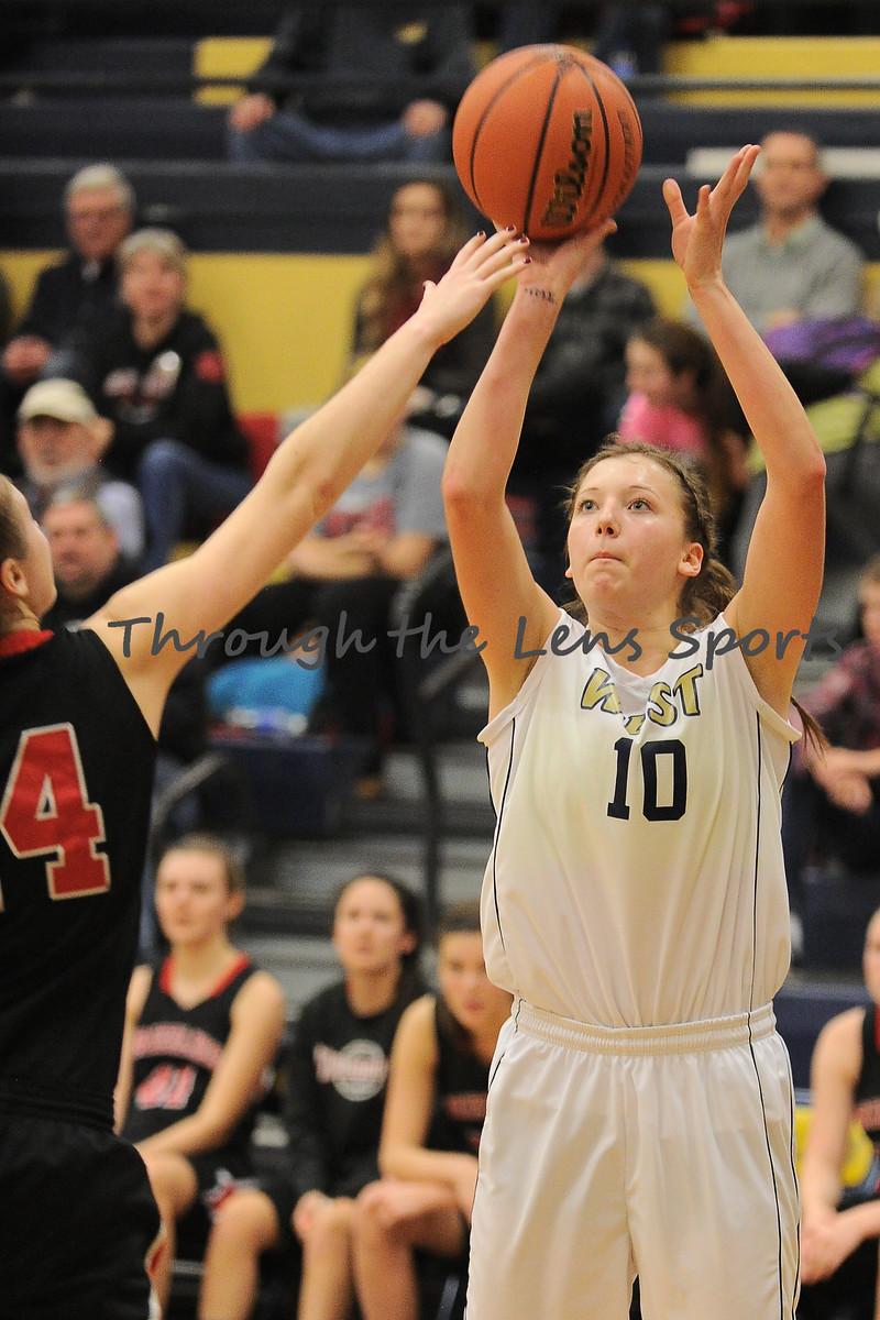 McMinnville vs. WA Girls HS Basketball
