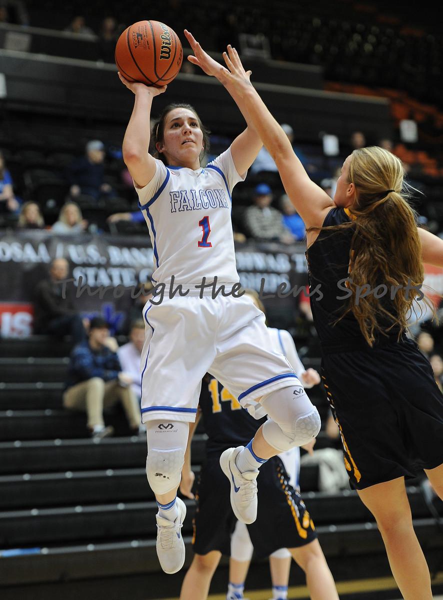 LaSalle vs. Bend Girls HS Basketball
