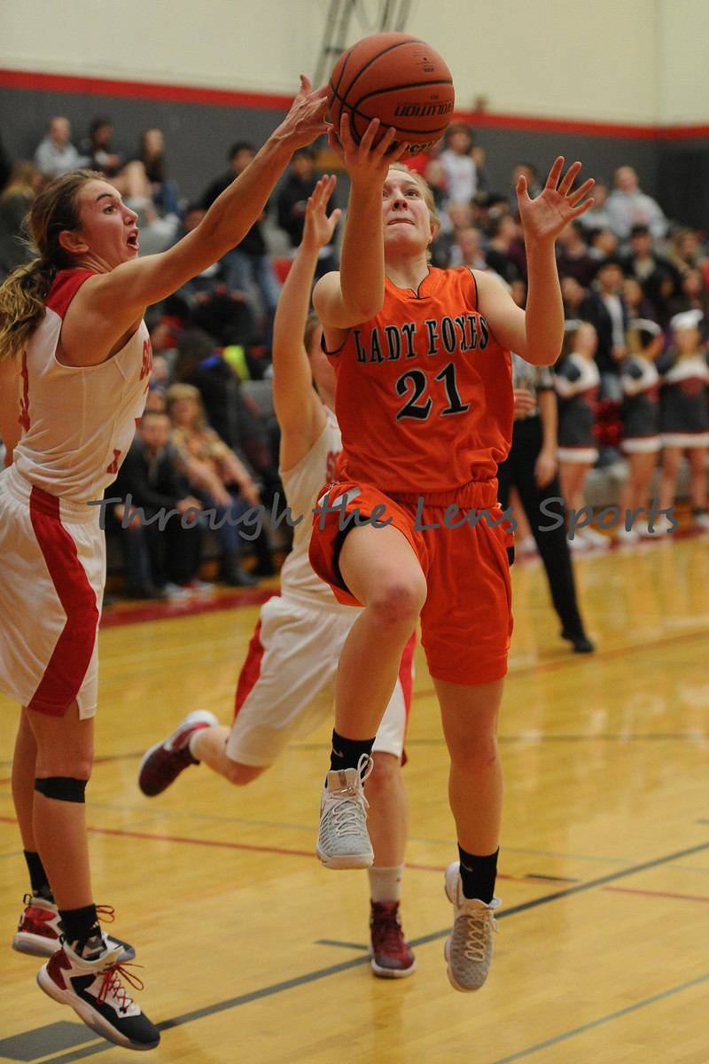 Silverton vs. South Albany Girls HS Basketball