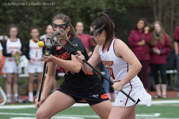 Girls Lacrosse: McDonogh vs. Bishop Ireton
