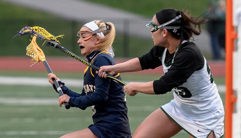 Fayetteville Manlius vs West Genesee - Girls Lacrosse - Apr 12, 2017