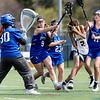 Cicero-North Syracuse at West Genesee - Girls Lacrosse - Apr 21, 2017