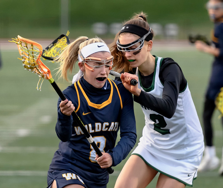 Fayetteville Manlius vs West Genesee - Girls Lacrosse - Apr 12, 2017