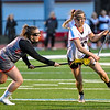 Jamesville-DeWitt vs Fulton - Girls Lacrosse- Apr 12, 2018