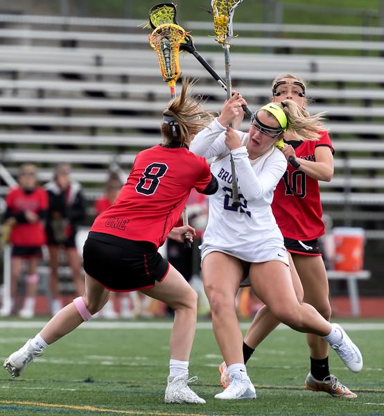 Jamesville-DeWitt at CBA - Girls Lacrosse - May 9, 2017