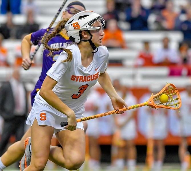 Albany at Syracuse - Womens Lacrosse - Feb 22, 2018