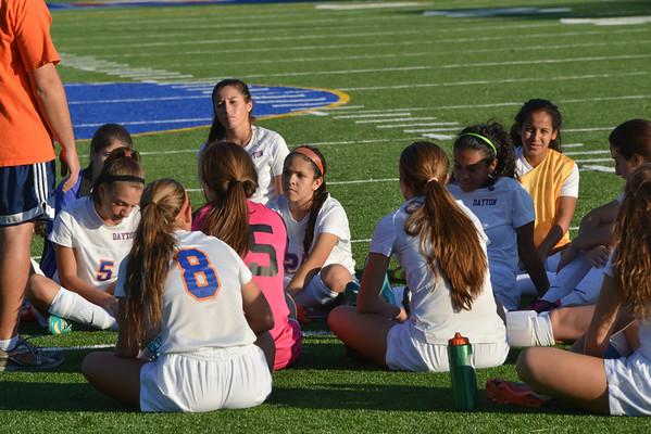2013-10-15 Dayton Girls Varsity Soccer vs Brearley #2 of 4