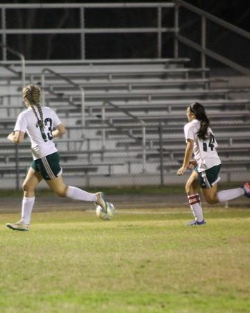 Girls Soccer (Playoff Houma )