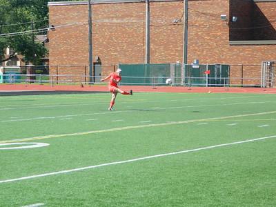 Girl's Soccer - September 2012