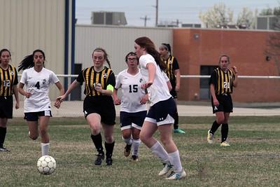 Girls Soccer vs. Alva