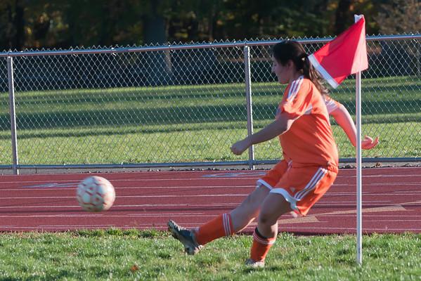 2010-10-28 Dayton Girls Varsity Soccer vs Manville