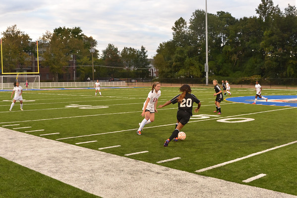 2013-09-16 Dayton Girls Varsity Soccer vs Linden #3 of 6