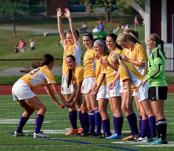 CBA Girls Soccer 2015