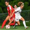 Jamesville-DeWitt vs Central Square - Girls Soccer - Sept 4, 2018