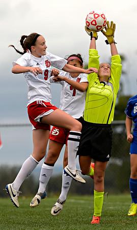 Oswego Girls Soccer 2014