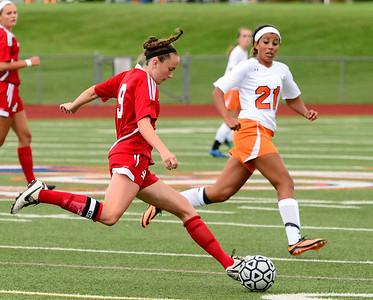 Jamesville-DeWitt Girls Soccer 2013