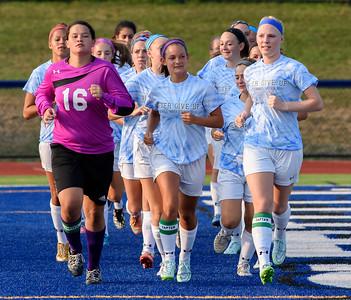Section 3 Girls Soccer 2015